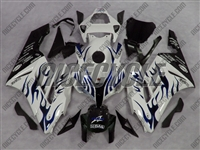 Honda CBR 1000RR Blue Fire/White Fairings