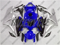 Honda CBR 1000RR Blue/Silver/Black Fairings