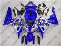 Honda CBR 1000RR Blue/Silver Tribal Fairings