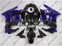 Honda CBR600 F3 Metallic Blue Fairings