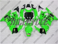 Honda CBR600 F3 Bright Green Fairings