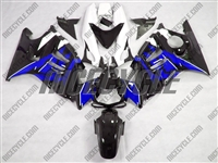 Blue/Black Honda CBR600 F3 Motorcycle Fairings