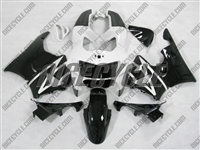 Honda CBR900RR White/Black Fairings