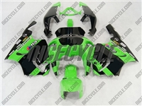 Kawasaki ZX-7R Monster Green Fairing