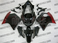 Honda CBR1100XX Blackbird Fire Red Fairings