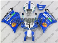 Blue Infostrada Ducati 748/916/998/996 Fairings