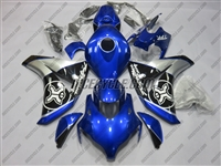 Honda CBR 1000RR Blue Two Bros. Fairings