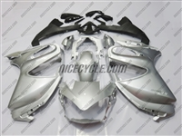 Silver Honda ST1300 Fairings