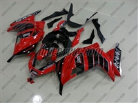 Kawasaki Ninja 300 Royal Airforce Fairings