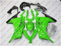 Kawasaki Ninja 300 Mean Green Fairings