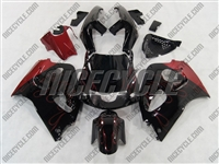 Suzuki Red Flame SRAD GSX-R 600 750 Fairings