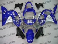 Honda CBR954RR Spain No. 1 Blue Fairings
