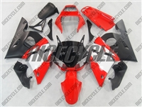 Yamaha YZF-R6 Hybrid Red Fairings