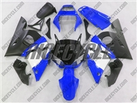 Yamaha YZF-R6 Hybrid Blue Fairings