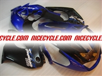 Yamaha YZF 1000 Thunderace Black/Blue Fairings