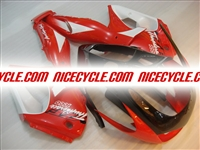 Yamaha YZF 1000 Thunderace Red/White Fairings