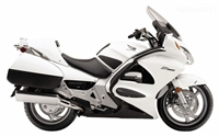 Honda ST1300 Gloss White Fairings