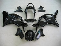 Honda CBR954RR Solid Black Fairings