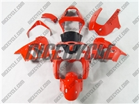 Red Kawasaki ZX9R Fairings