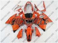 Honda CBR1100XX Blackbird Tribal Orange Fairings