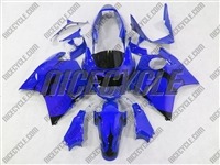 Honda CBR1100XX Blackbird Tribal Blue Fairings