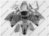 Honda CBR1100XX Blackbird Tribal Silver Fairings