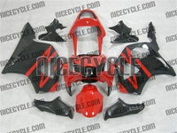 Honda CBR954RR Red/Black Fairings