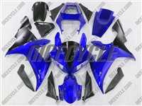 Yamaha YZF-R1 Candy Blue Fairings
