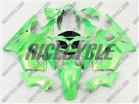 Kawasaki ZX12R Pearl Green Fairings