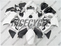 Guns Up Suzuki GSX-R 1300 Hayabusa Fairings