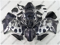 Dark Tribal Suzuki GSX-R 1300 Hayabusa Fairings
