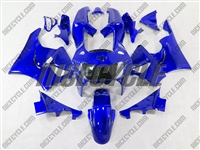 Honda CBR900RR Candy Blue Fairings
