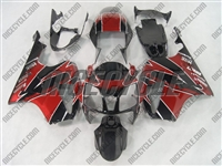 Honda RC51/VTR1000 Deep Red/Black Fairing