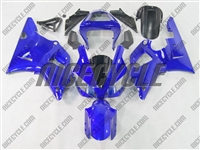 Yamaha YZF-R1 Solid Blue Fairings