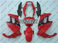 Honda VTR 1000F Black/Red Fairing