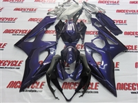 Suzuki GSX-R 1000 Candy Purple Fairings