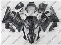 Yamaha YZF-R6 Matte Black Fairings