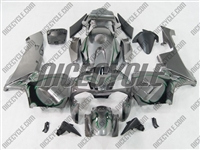 Tribal Silver Honda CBR600RR Motorcycle Fairings