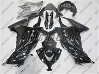 Kawasaki Ninja 300 Gloss Black Fairings
