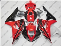 Honda CBR1000RR Black/Red OEM Style Fairings