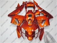 Honda CBR600RR Burnt Orange Fairings