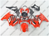 Ninja 250R Red OEM Style Fairings
