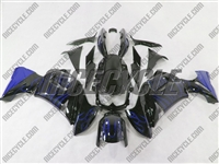 Kawasaki Ninja 650R Blue Flame Fairings