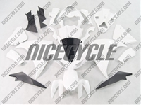 Yamaha YZF-R1 Glossy White Fairings