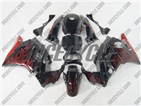 Honda CBR600 F2 Fire Flame Fairings