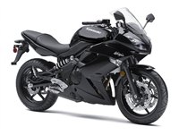Kawasaki Ninja 650R Gloss Black Fairings
