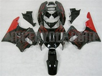 Fire Red Honda CBR900RR Motorcycle Fairings