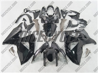 Gloss Black Suzuki GSX-R 1000 Fairings