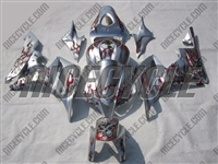 Honda CBR600RR Custom Airbrushed Fairings
