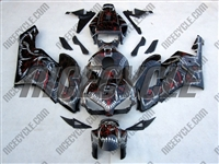 Honda CBR 1000RR Razor Tooth Fairings